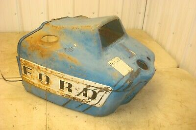Ford 4000 Tractor Dash Cowling Rear Hood