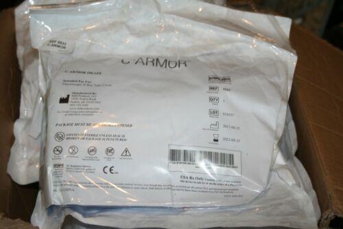 Tidi 5523 C-Armor Fluoroscopy Fluoroscopic Tube C-Arm Drape Case of 11