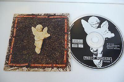 La Angels Fall (RADIO BONDAGE VOLUME 1. POCHETTE CARTONNEE CD ANGEL FALL DE LA DAUBE K-IMAN...)