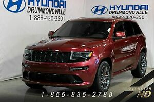 Jeep Grand Cherokee SRT 2015 + 4RM + JAMAIS ACCIDENTÉ + INCROYAB