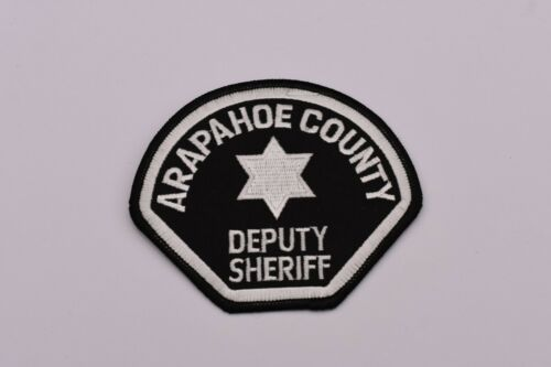 Arapahoe Colorado Deputy Sheriff Collectible Police Patch