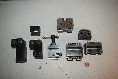 Hardinge Tooling Tool Holders Lot Of 8