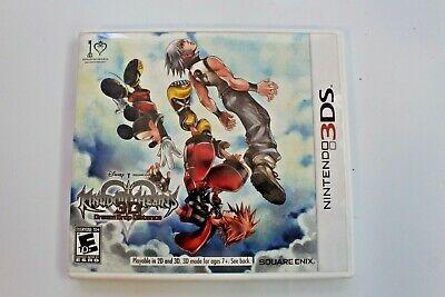 Kingdom Hearts 3D: Dream Drop Distance, Nintendo 3DS/2DS Game COMPLETE -Tested! comprar usado  Enviando para Brazil