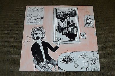 Dogs~Rollin' In It~2005 Punk / Experimental Noise~Inserts~Jicca~FAST SHIPPING!