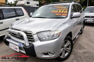 2007 Toyota Kluger KX-S Automatic SUV•WARRANTY•DRIVE AWAY