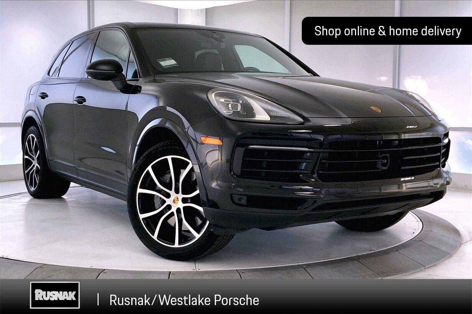 2020 Porsche Cayenne S Ebay