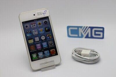 Apple iPod touch 4.Generation 8GB Weiss ( neuwertiger Zustand, siehe Fotos) #M27 27 Ipod