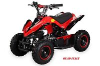 Miniquad Elettrico 50 Cc Mini Quad Moto Bambini Rosso Cross Racer Stupendo -  - ebay.it