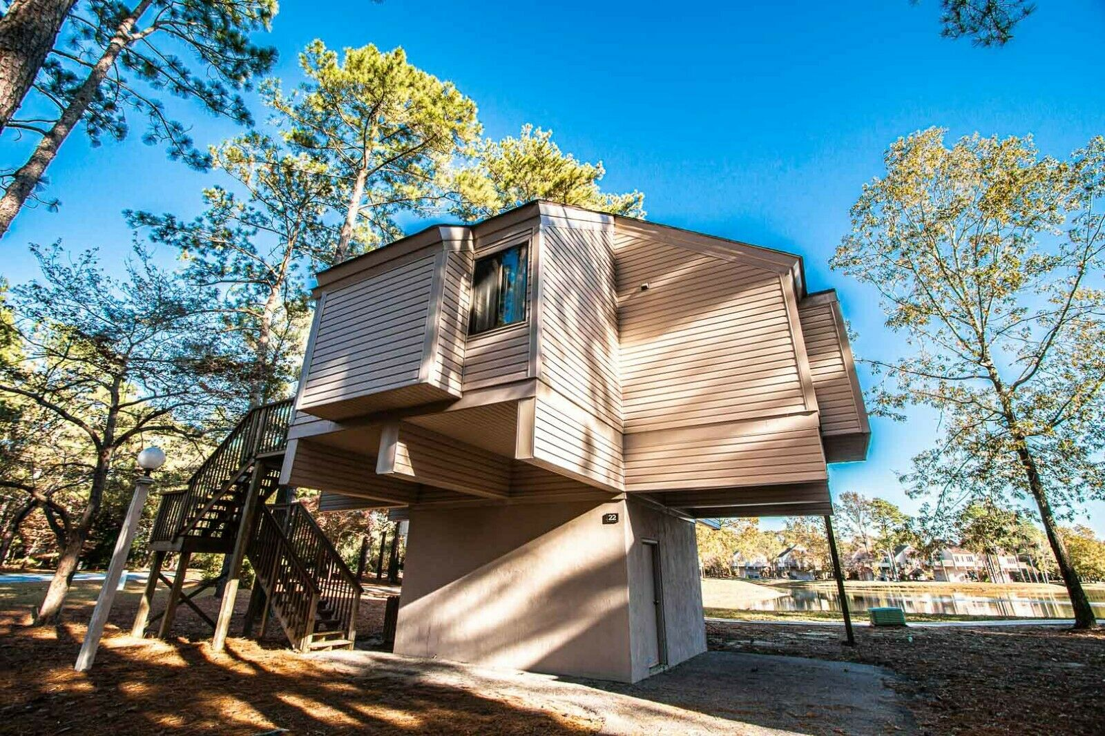Waterwood Townhouses Timeshare New Bern North Carolina - $1.00