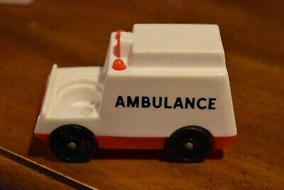 Vintage Fisher Price Little People Ambulance