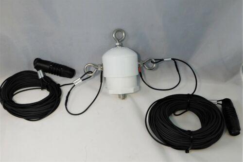 7-Band OCF Off Center Fed HF Dipole Antenna 300w PEP