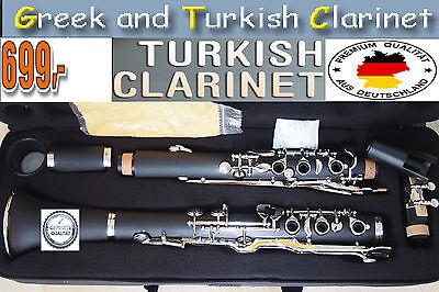 SOL Klarinette G  Klarnet G Key Clarinet Turkish Sol G Key Clarine
