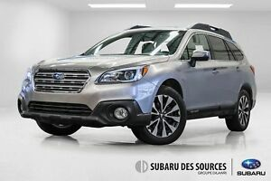 2015 Subaru Outback 3.6R Limited, Toit, Cuir, Navigation!