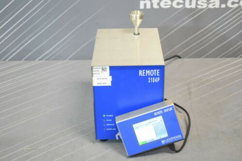 Lighthouse Remote 3104P 1.0 CFM Airborne Particle Counter Pump w/ Remote Display