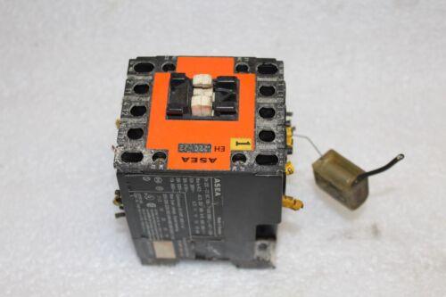 ASEA Contactor EH22C-221EC-T  43A continuous  600vac