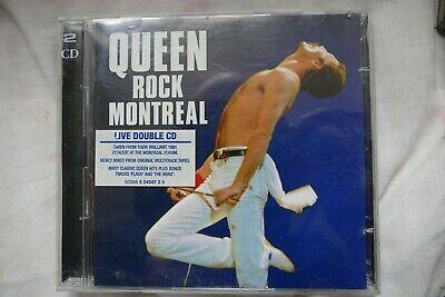 Queen - Rock Montreal live 1981 2CDs