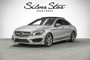 2016 Mercedes Benz CLA250 4matic Coupe