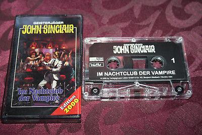 MC John Sinclair Im Nachtclub der Vampire gebraucht kaufen  Bochum