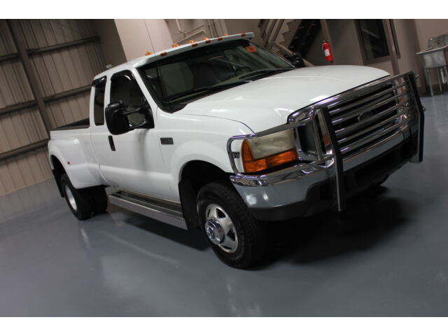 1999 ford f350 ext cab dually diesel 4x4 powerstroke 2000 2001 2002 drw used ford f 350. Black Bedroom Furniture Sets. Home Design Ideas