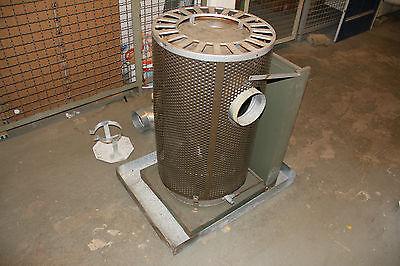 US Army Hunter Zeltofen Diesel Space Heater Öl BH-60 60000 BTU/HR