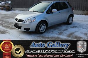 2012 Suzuki SX4 Hatchback JA *Low Kms!