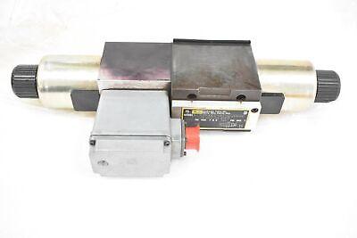 Parker Hydraulic Pumps Division D3fxe01mcndj0030x6126 Hydraulic Valve 4500 Psi