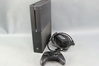 Microsoft Xbox One 500GB Console - Black TESTED Model 1540 - Fair Cond.
