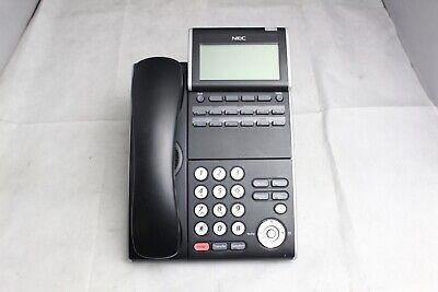 Lot Of 10 Nec Dt300 Series Dtl-12d-1blktel Digital Office Display Phones
