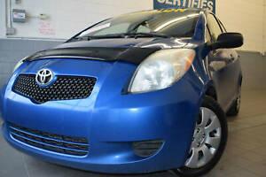 2008 Toyota Yaris Hayon 5 portes, boîte manuelle, LE