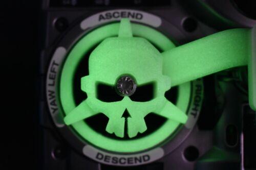 2x FrSKY Taranis X9D rod rotor riot protect stick locker gimbal guard+hold clip