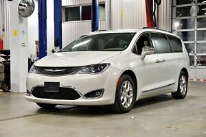 2017 Chrysler Pacifica LIMITED PLATINUM * TOIT PANO * HITCH 3600