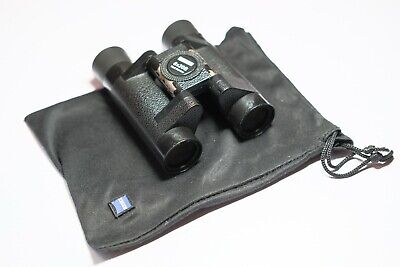 Zeiss Binoculars 8 x 20 B and cloth zeiss pouch, 8x20B Binocular