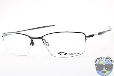 5fb43b931a Oakley RX Eyeglasses OX5113-0154 Lizard Satin Black Titanium Frame   54-18-135
