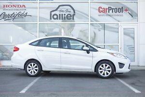 Ford Fiesta SE JAMAIS ACCIDENTÉ - LALLIER HONDA
