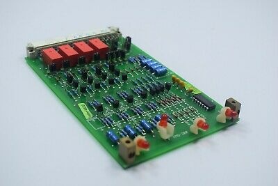 Kongsberg Autronica Kmg-200 A 7252-019.0003 Group Alarm Unit Msb Circuit Board