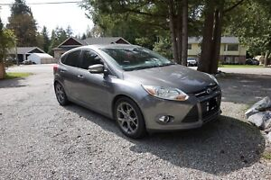 2013 Ford Focus - Hatchback Leather