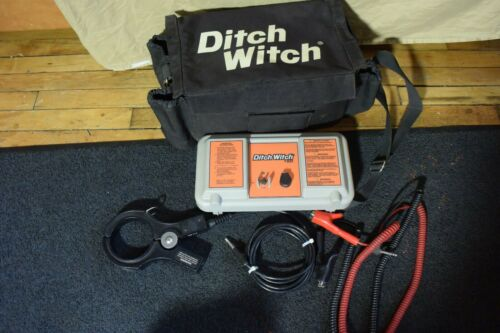 Subsite Ditch Witch Transmitter Model 150 With Leads & Inductive Clamp   ONLY