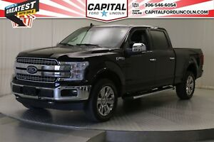 2018 Ford F-150 SuperCrew * Lariat * Sunroof *