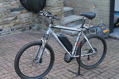 Ebike- Fully Custom Trek Electric Mountain Bike