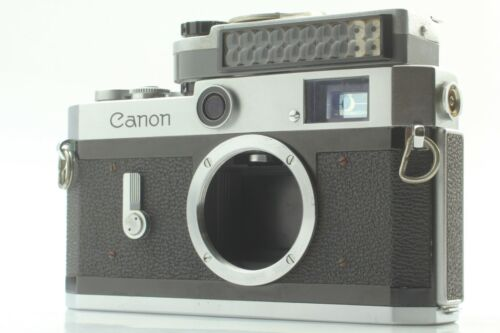[Excellent+5]  Canon P 35mm Rangefinder Film Camera Body + Meter from JAPAN
