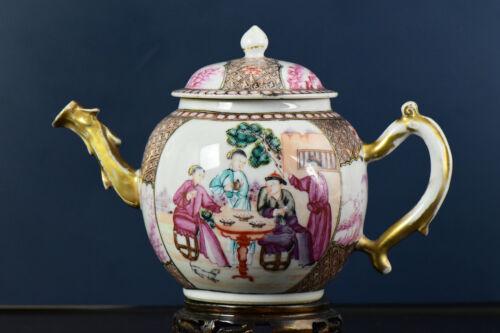 Teapot Qianlong  (1736-1795)