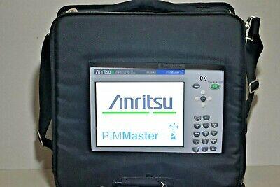 Anritsu Mw82119b-900 Pim Master Analyzer Opt 900 331 Site Master E-gsm Mw82119