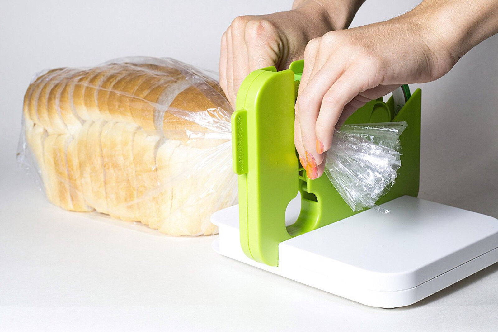 Bag Sealing Device Food Saver Portable Bag Sealer Kitchen gadget and Tools Home & Garden