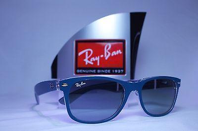 Ray-Ban Wayfarer RB2132 6191/71 Blue/Grey Gradient Sunglasses 55mm Non Polarized