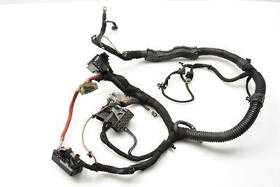 VAUXHALL INSIGNIA 2008 2017  2.0D ENGINE STARTER MOTOR WIRING HARNESS 55562676