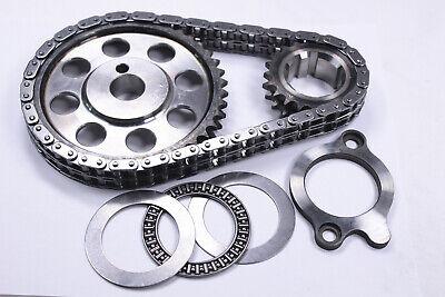 Billet Timing Chain Set - SBF Ford V8 289 302 351 Billet Roller Timing Chain Set w/Torr. Bearing