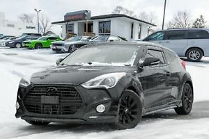 2014 Hyundai Veloster Turbo, NAVIGATION, BACKUP CAM, PANO ROOF,
