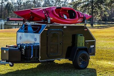 2018 Vintage trailer Works XTR Off-Road Teardrop Camper