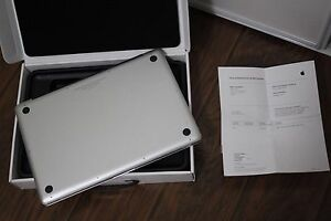 "One Owner 15"" Quad Core i7 MacBook Pro (almost for free)"