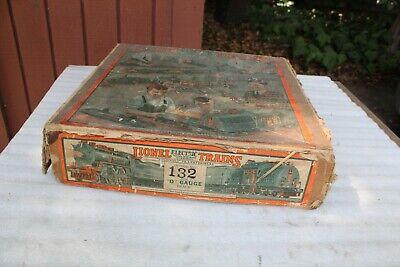 Lionel Prewar 132 Set Box (for 248 Pass set)